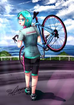 Hatsune Cycling Tech 1