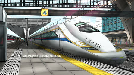 Thai Speed Rail 01