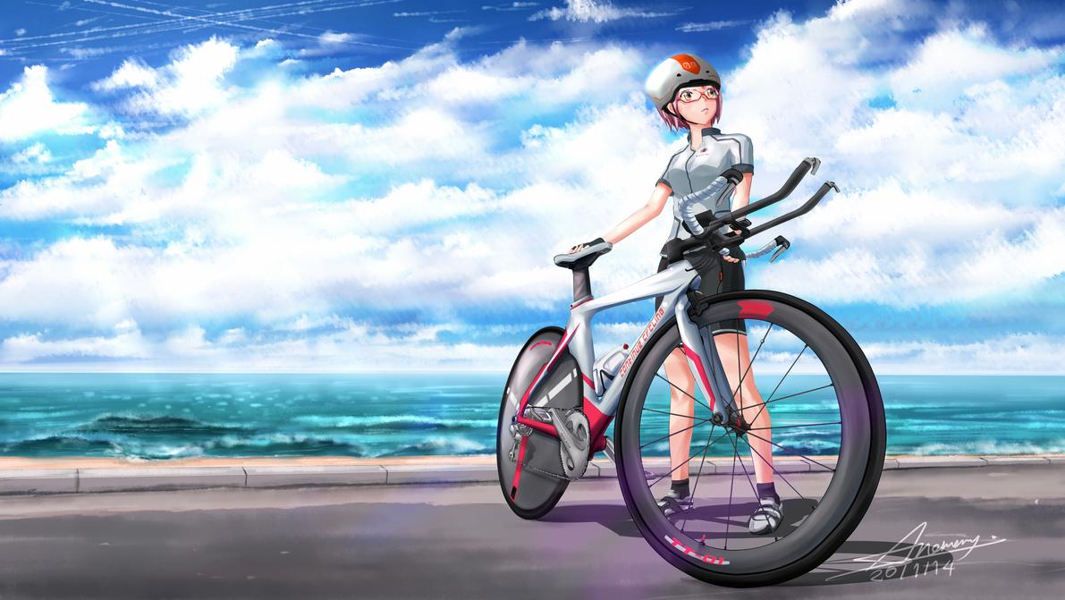 Ladies Road Bike Shoes