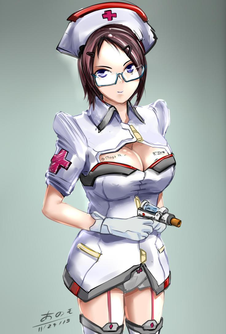 Nurse 2030 by Anomonny