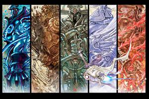 Hyper Zodiac by MIROART