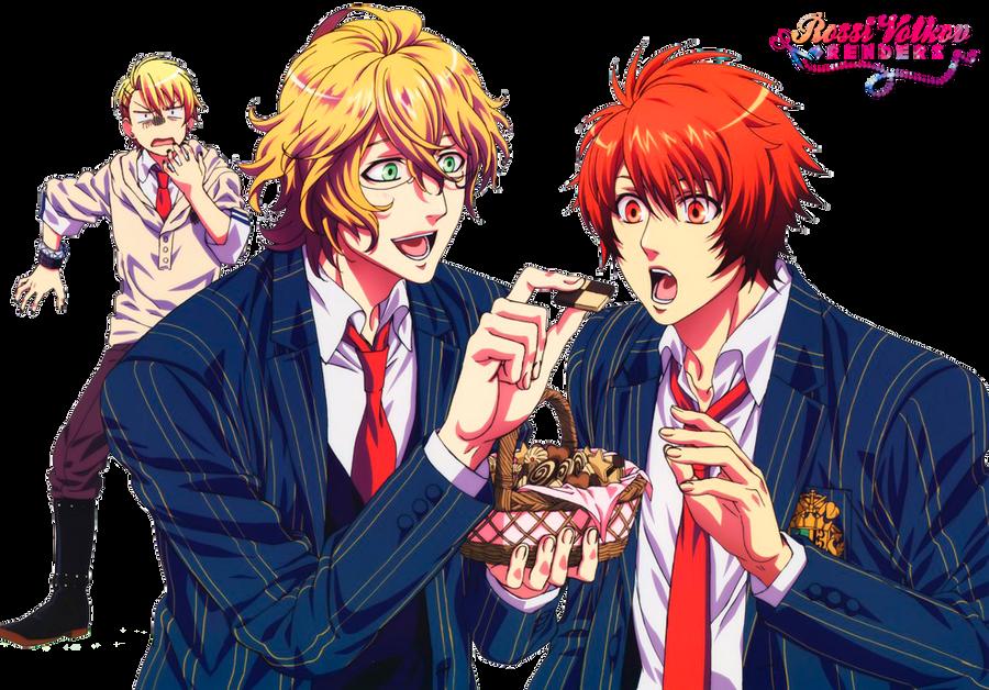 Renders anime Uta_no_prince_sama___render__3_by_rossivolkov-d4yg31w