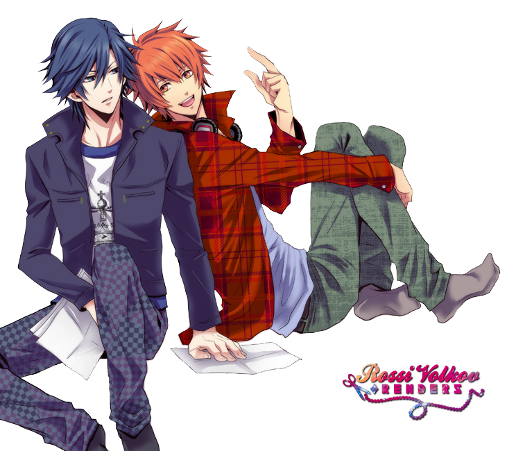 Renders anime Uta_no_prince_sama___render__7_by_rossivolkov-d4yg3vj