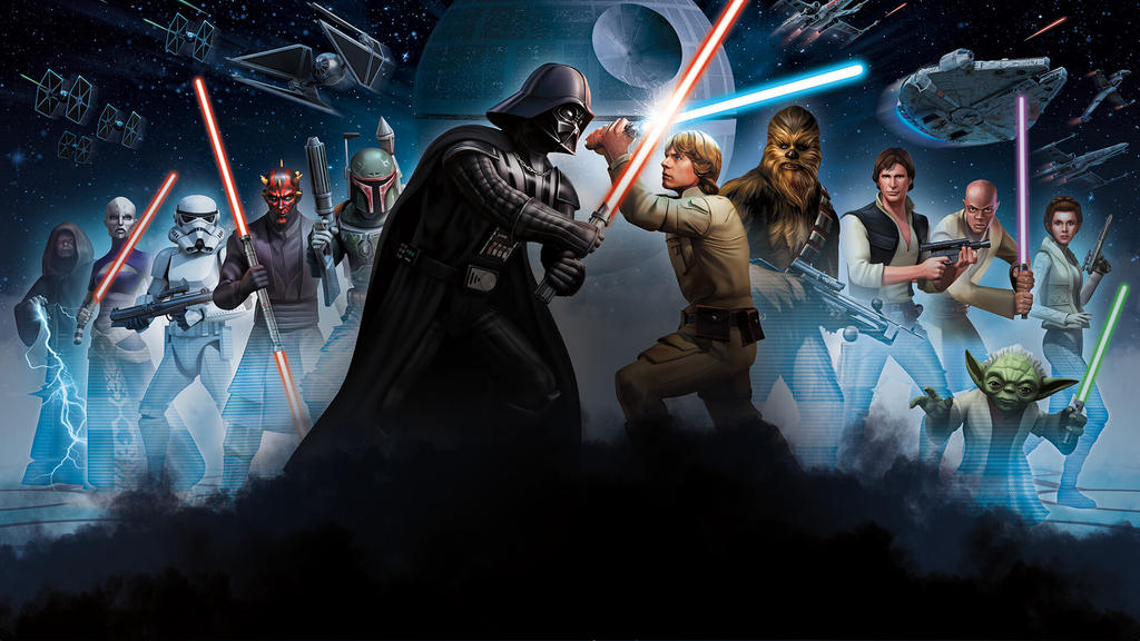 Games - Video and Mobile Games Lucasfilm