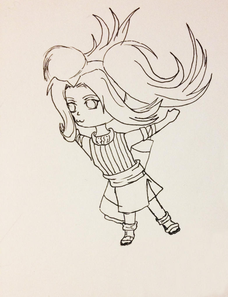 [Chibi] Nanami Mizuno by Liluscious