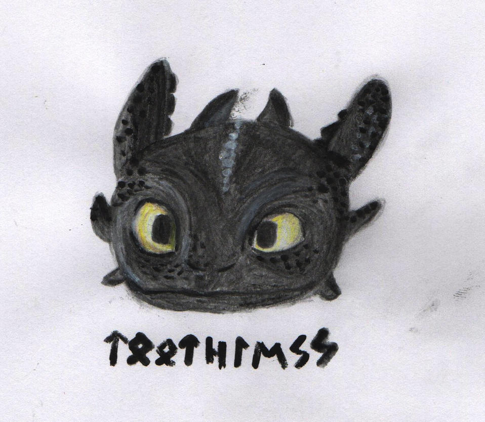 Toothless by Liluscious