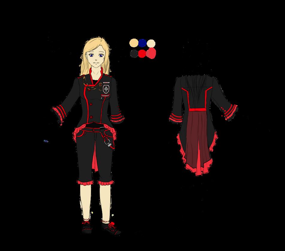 Livia uniform update by Liluscious