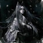 Portrait of Kitsune