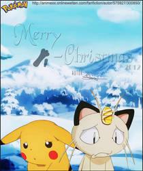 Merry Nya-chu-Christmas 2012 - Cover (Fanfiction) by Shizana