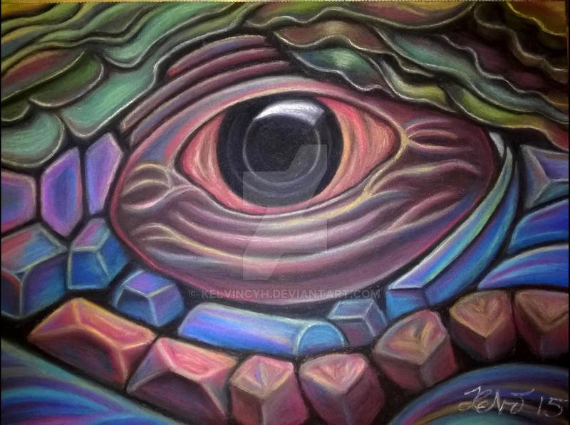 Chameleon by kelvincyh