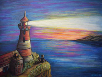 Lighthouse by kelvincyh