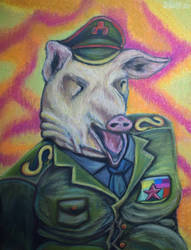 Swine by kelvincyh
