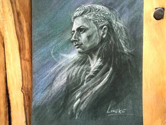 Lagertha by Lineke-Lijn