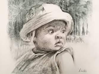 Hi Baby! by Lineke-Lijn