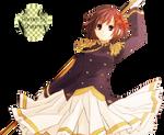 2P Female Japan Render