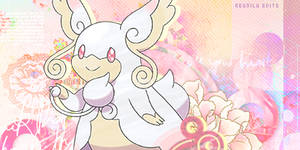 Signature - Mega Audino