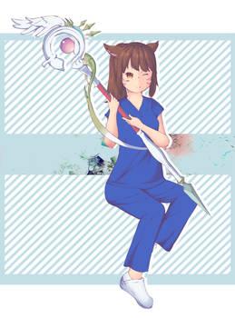 Nurse White Mage