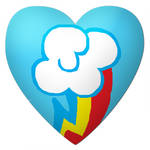 RainbowDash's Cutie Mark Heart