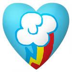RainbowDash's Cutie Mark Heart