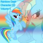 Rainbow Dash Album Cover 4
