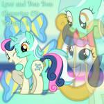 Lyra and Bon Bon Character CD 8