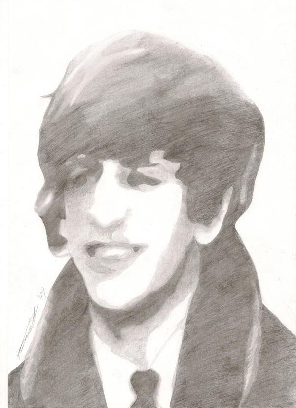 Ringo Starr by silverwolf71190