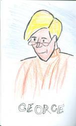 Maple Street Cast Portraits-George Tomlinson by docmagnus