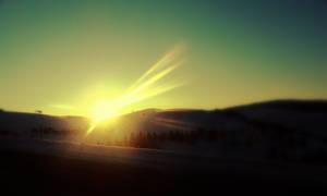 'winter sun by paz0ok