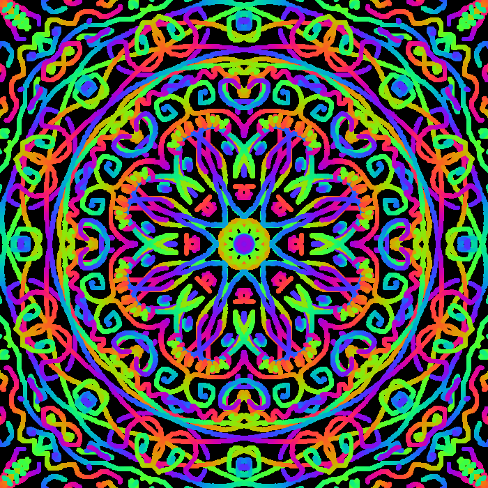Kaleidoscope paint 5 by xXxDragoncharmxXx on DeviantArt