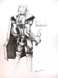Bellato warrior by AkemiaRF