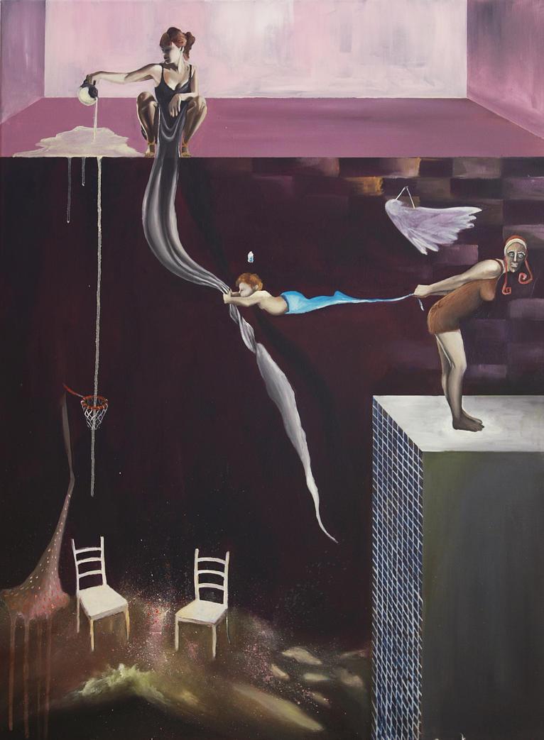Engelein flieg by Afdemridge