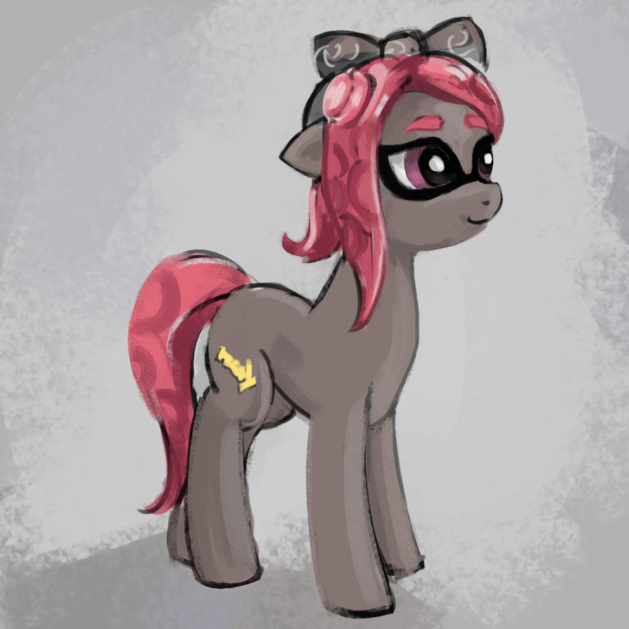 Splatoon pone by hardbrony