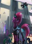 Futuristic Tempest Shadow