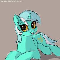 Lyra by hardbrony