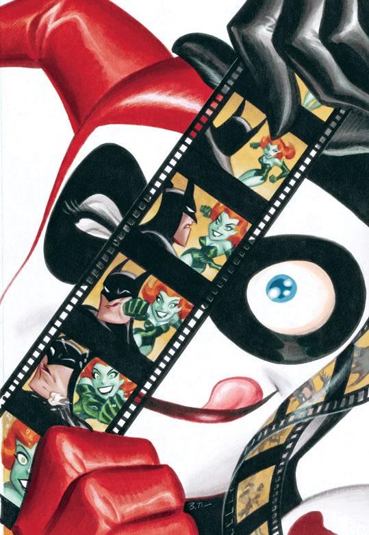 Harley Quinn- Bruce Timm 02 by harleyquinn-club
