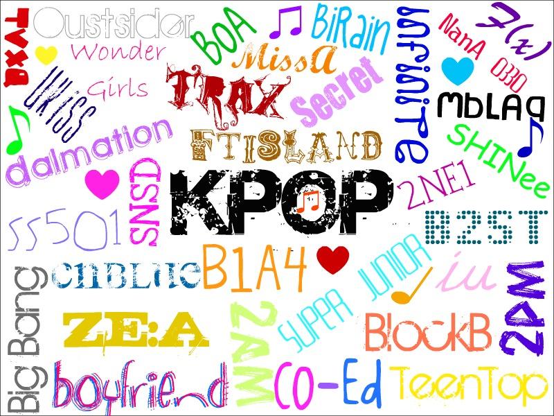 KPOP collage by NanA-0330