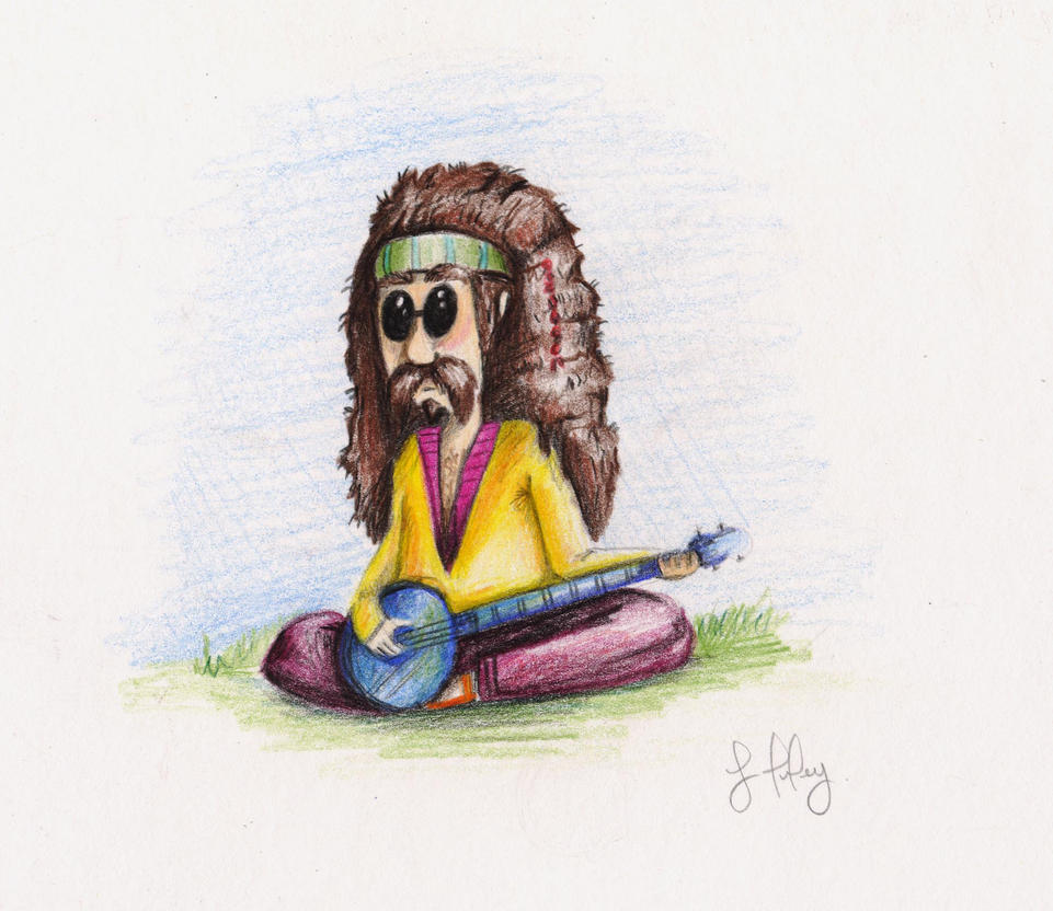 Hippy by JessDaMess