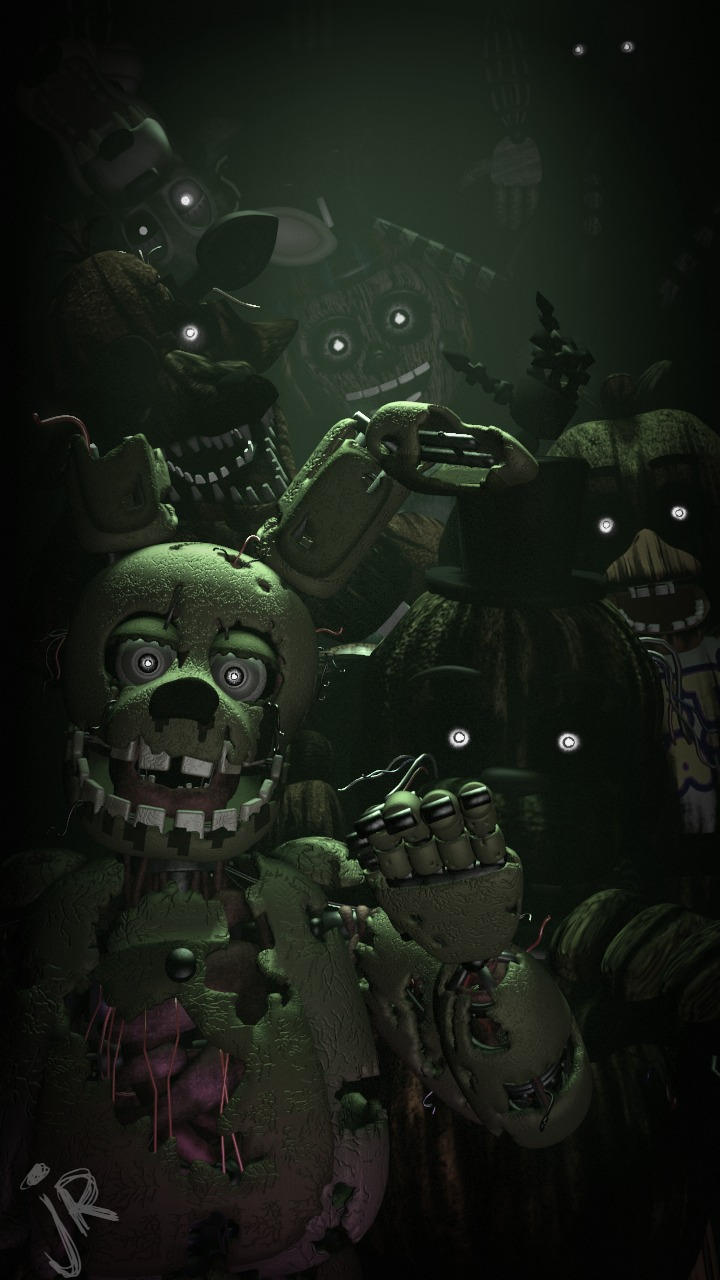 another fnaf 3 official - photo #13