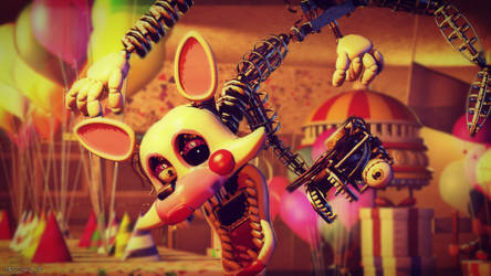 The New Toy [REDO] (fnaf sfm) by JR2417