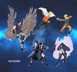 Commission Naruto to Boruto: Multiverse Generation