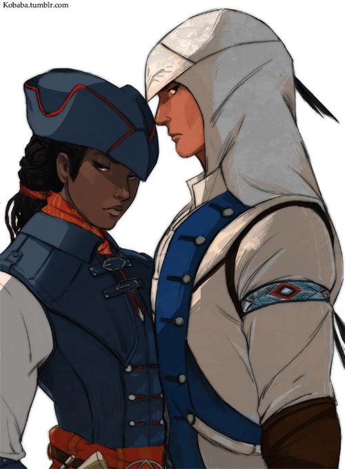 Assassins by KusanagiHazumi