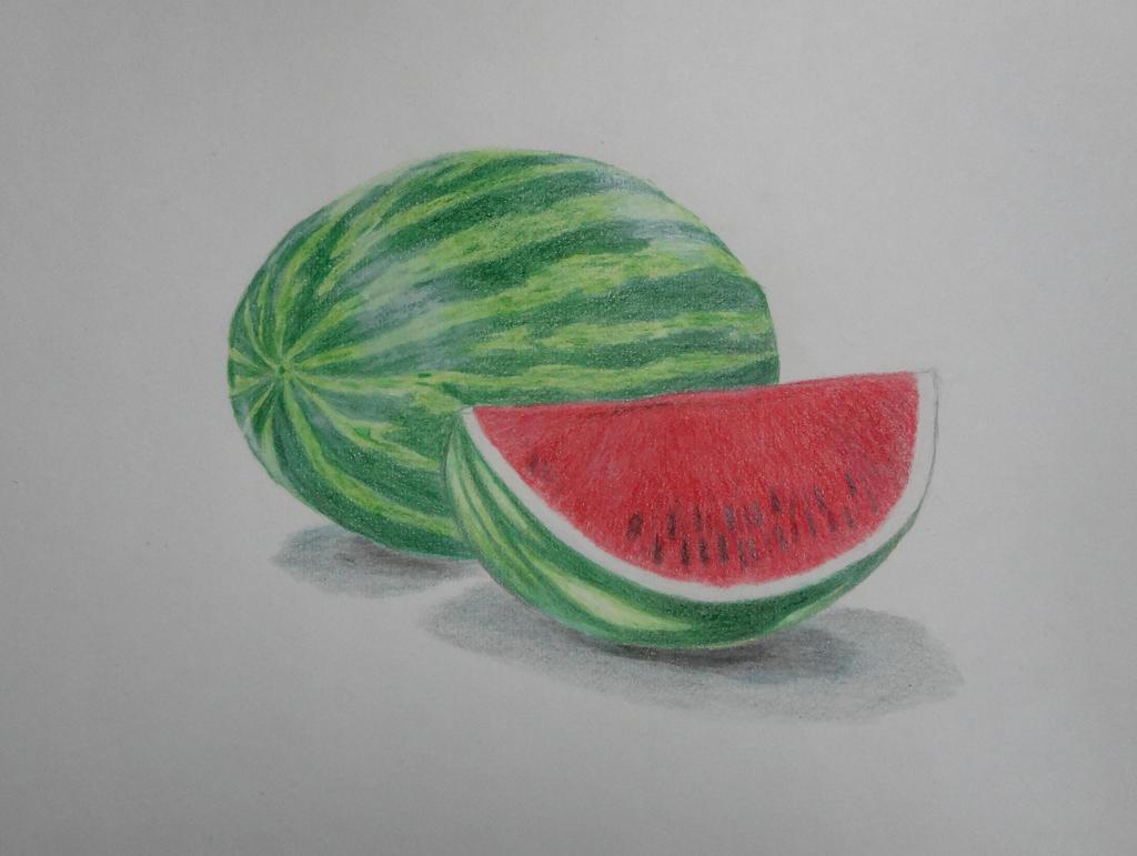 Watermelon by MisaelRubio