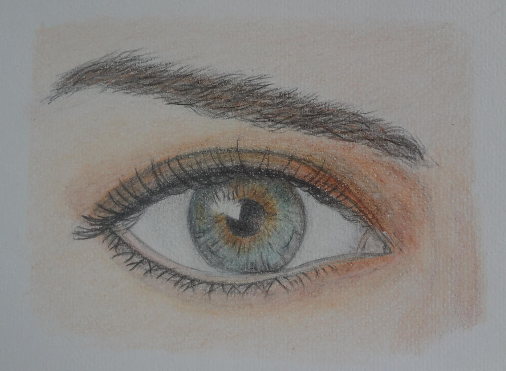 Eye 2 by MisaelRubio