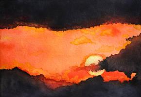 Dark Clouds by MisaelRubio