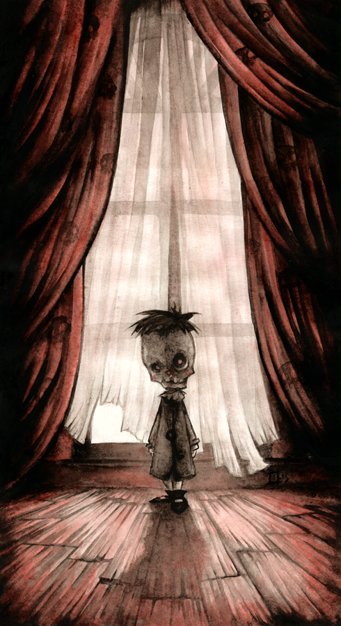 The Orphanage by willymerry