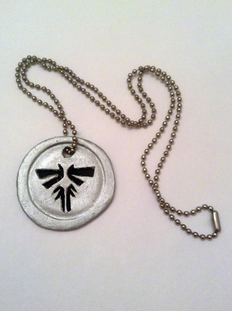 The last of us wearable firefly pendant by pm7x on deviantart the last of us wearable firefly pendant by pm7x aloadofball Image collections