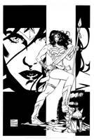Wonder Woman stand alone by DrewEdwardJohnson