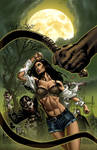 ZOMBIES: CURSED #3A Cover Colors