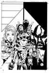 Snake Eyes: Agent of COBRA #4 Variant Cover