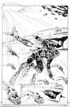 Snake Eyes: Agent of COBRA #3 Variant Cover